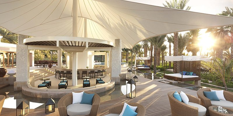 La Baie Chillout Lounge - The Ritz-Carlton, Dubai