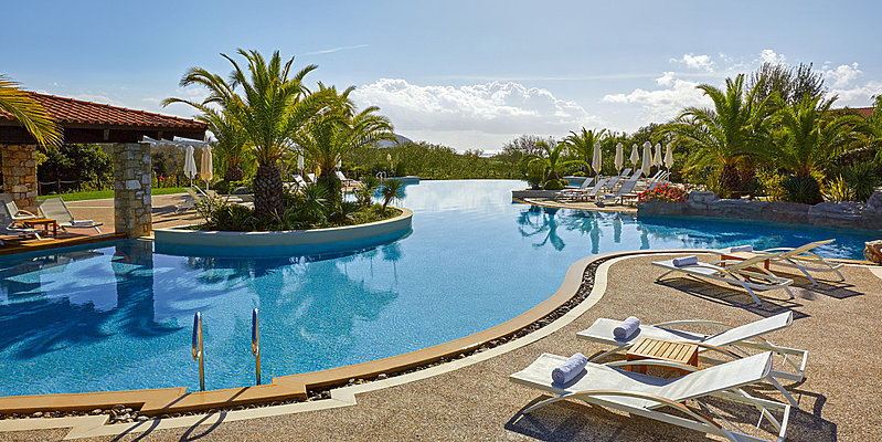 Lagoon Pool - The Westin Resort Costa Navarino