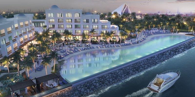 Lagoon at Park Hyatt Dubai (ab Januar 2019)