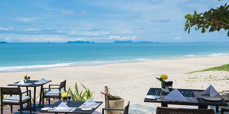 Strand - Layana Resort & Spa