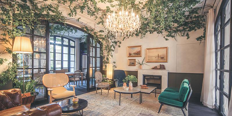 Lobby - Can Bordoy Grand House & Garden