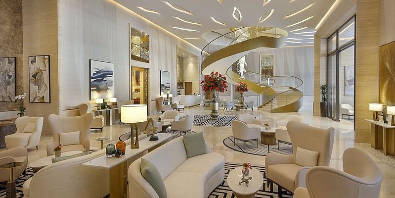 Lobby - The St. Regis Dubai, The Palm