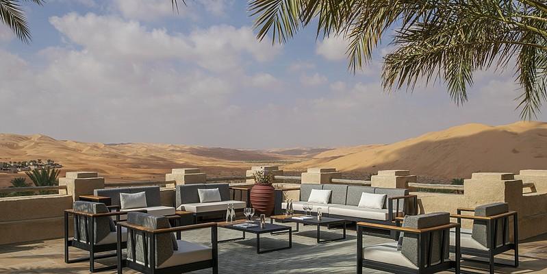 Lounge - Qasr Al Sarab Desert Resort