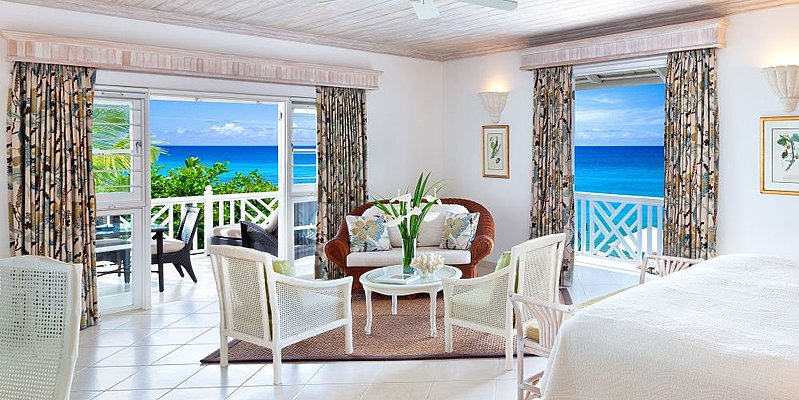 Luxury Junior Suite - Coral Reef Club
