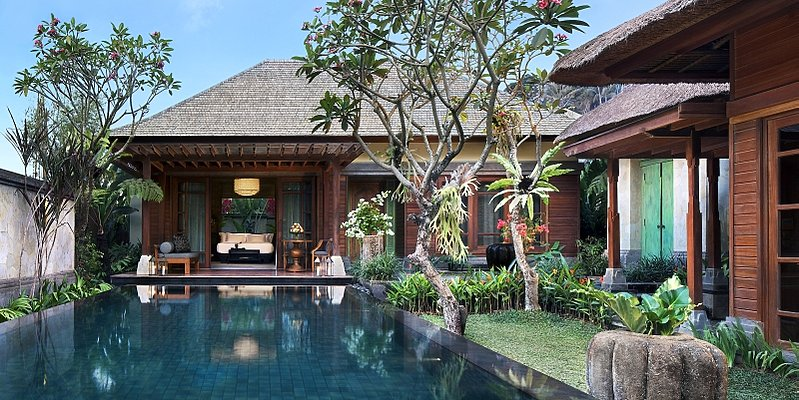 Mandapa - One Bedroom Pool Villa - privater Pool
