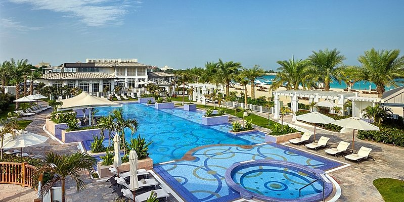 Nation Riviera Beach Club - The St. Regis Abu Dhabi