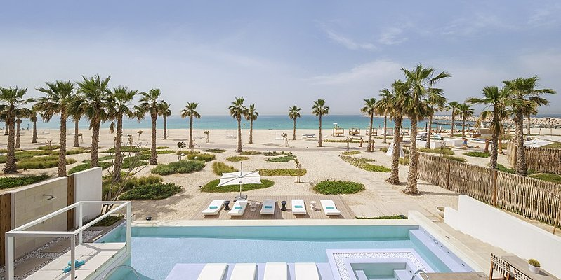 Ultimate Villa (auf Anfrage) - Nikki Beach Resort & Spa Dubai