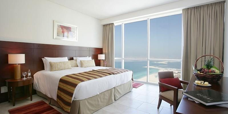 Wohnbeispiel Schlafzimmer - JA Oasis Beach Tower