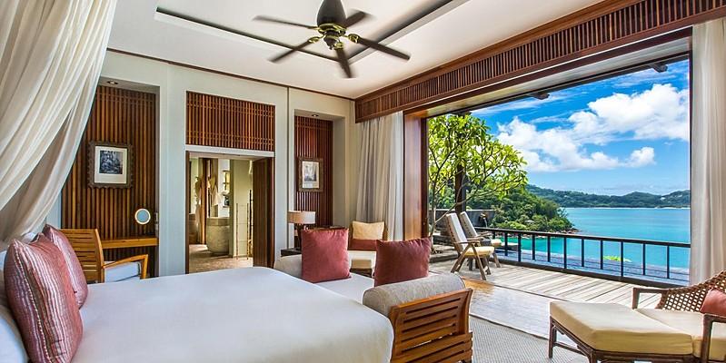 Ocean View Pool Villa - Anantara Maia Seychelles Villas