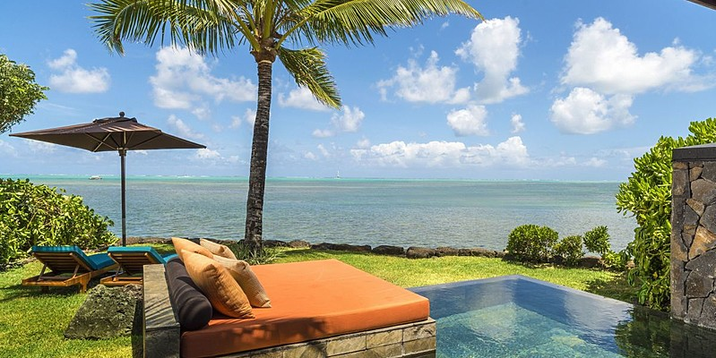 Ocean Pool Villa - Four Seasons Resort Mauritius at Anahita