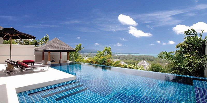 Ocean View Pool Villa - The Pavilions Phuket