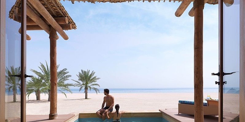 One Bedroom Beach Pool Villa - Anantara Al Yamm Villa Resort