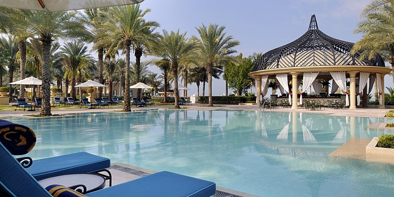 One&Only Royal Mirage - The Palace Grand Pool