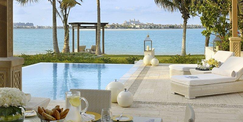 Villa mit Pool (Preis auf Anfrage) - One&Only The Palm
