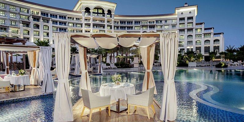 Palm Avenure Pool Cabana - Waldorf Astoria Dubai Palm Jumeirah