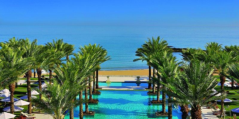 Pool des Al Bustan Palace, A Ritz-Carlton Hotel