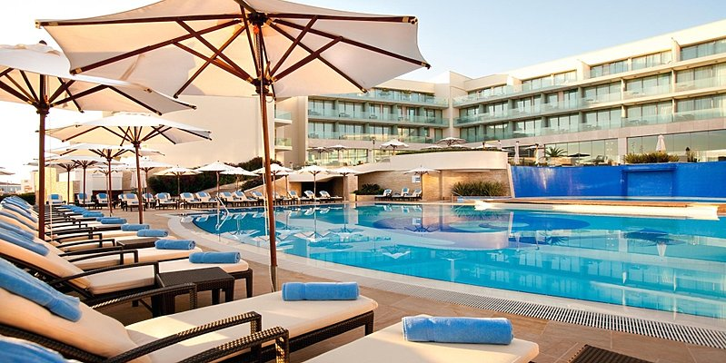 Pool - Kempinski Hotel Adriatic