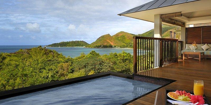 Raffles Praslin Seychelles - Panoramic Pool Villa