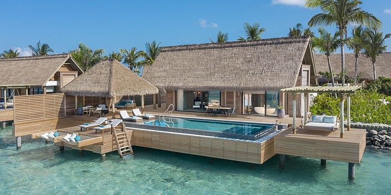 (Grand) Reef Villa - Waldorf Astoria Maldives Ithaafushi