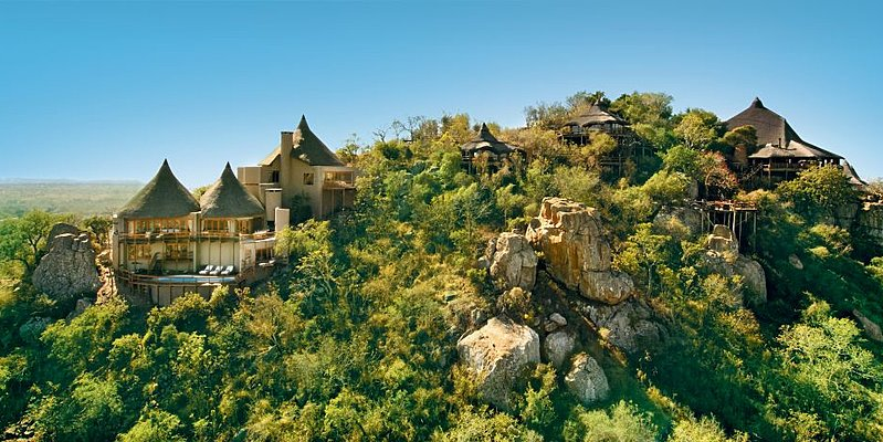 Rock und Cliff Lodge - Ulusaba Private Game Reserve