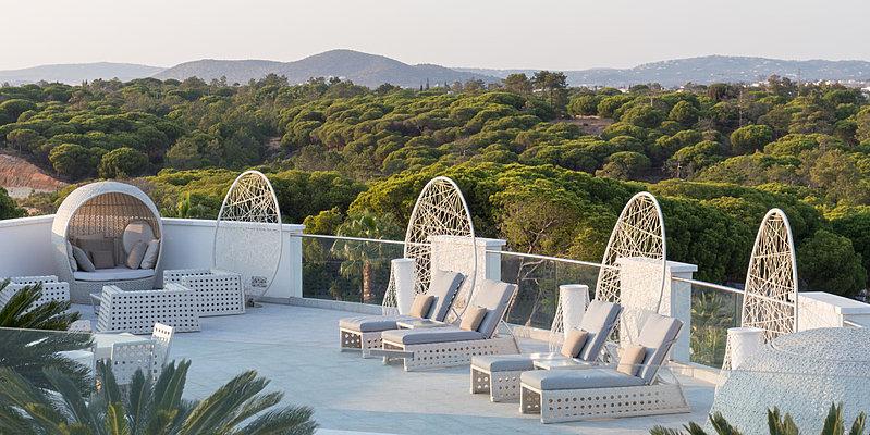 Roof Garden Suite - Conrad Algarve