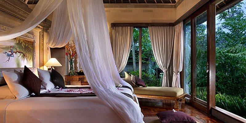 Royal Pita Maha - Pool Villa Schlafzimmer