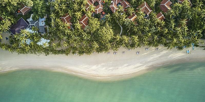 Maenam Strand - Santiburi Koh Samui