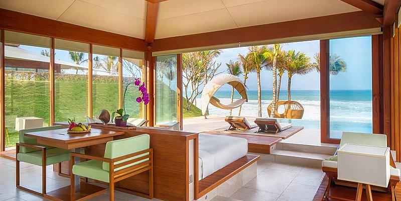 Schlafzimmer Pool Villa Ocean Front - Fusion Resort Cam Ranh