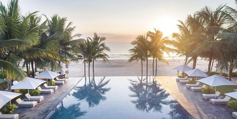 Schwimming Pool - Fusion Maia Resort