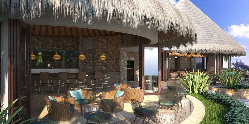 Seafood Bar - Anantara Iko Mauritius Resort & Spa