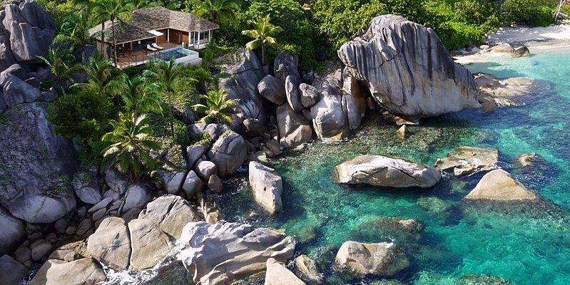 Oceanfront Pool Villa - Six Senses Zil Pasyon