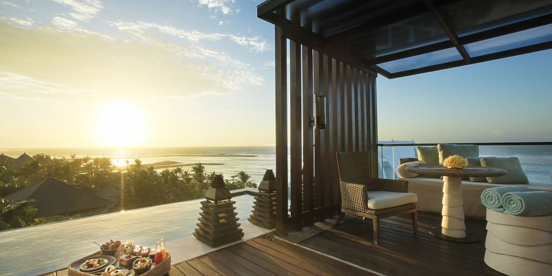 Sky Villa with Private Pool - The Ritz-Carlton, Bali