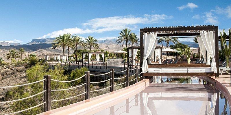 Solarium - Sheraton Gran Canaria Salobre Golf Resort