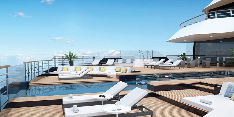Sonnendeck - The Ritz-Carlton Yacht Collection