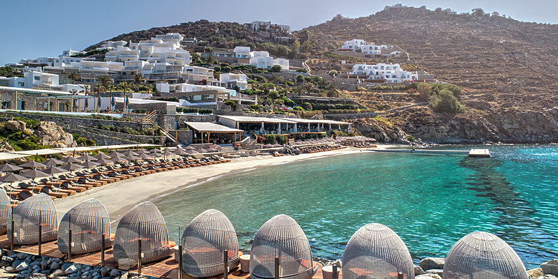 Strand - Santa Marina Resort & Villas, A Luxury Collection Resort