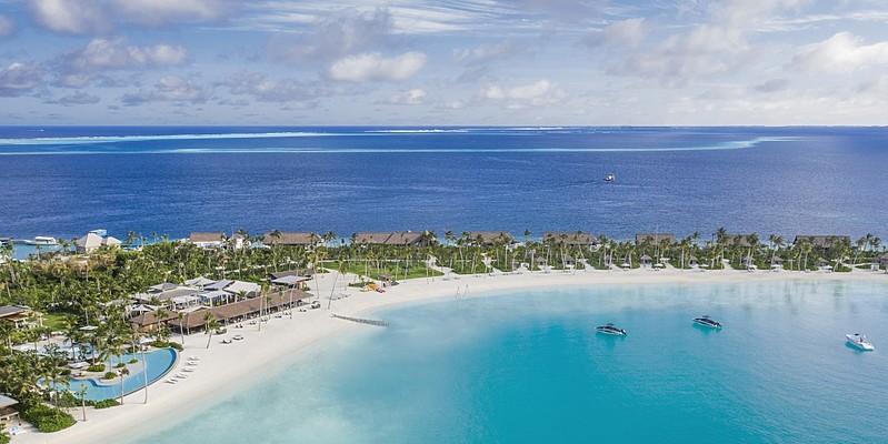 Strand - Waldorf Astoria Maldives Ithaafushi