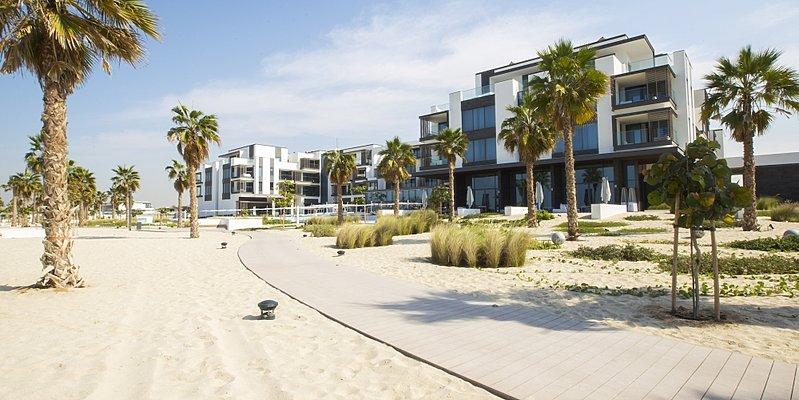 Strand und Außenbereich Nikki Beach Resort & Spa Dubai