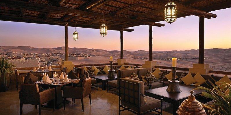 Suhail Restaurant - Qasr Al Sarab Desert Resort by Anantara