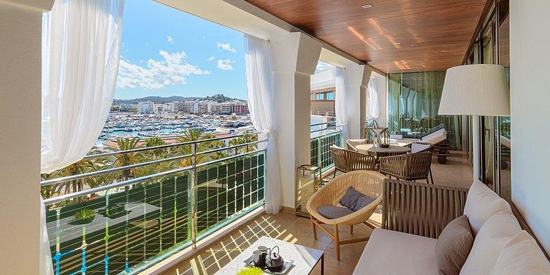 Suite Presidencial - Aguas de Ibiza