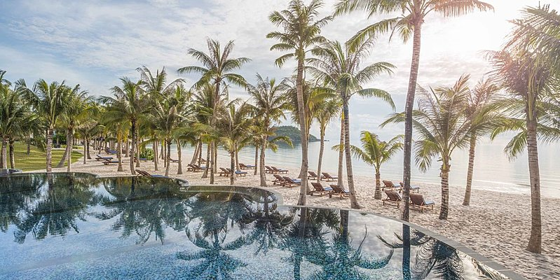 Swimmingpool - JW Marriott Phu Quoc Emerald Bay Resort & Spa