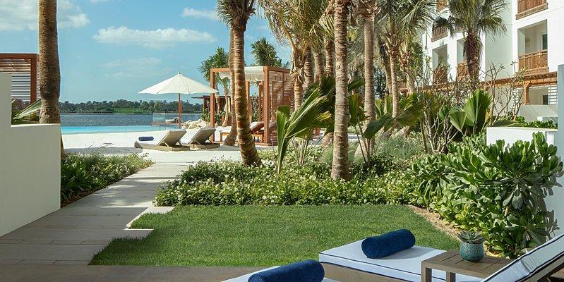Terrasse Lagoon Beach Room - Park Hyatt Dubai