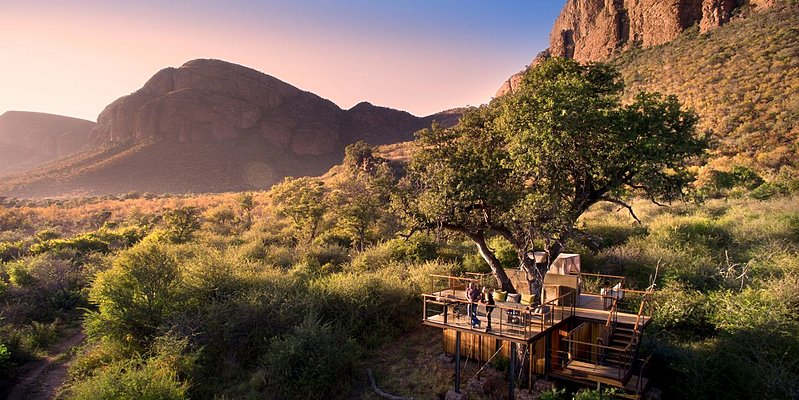 Thabametsi Treehouse - Marataba Mountain Lodge