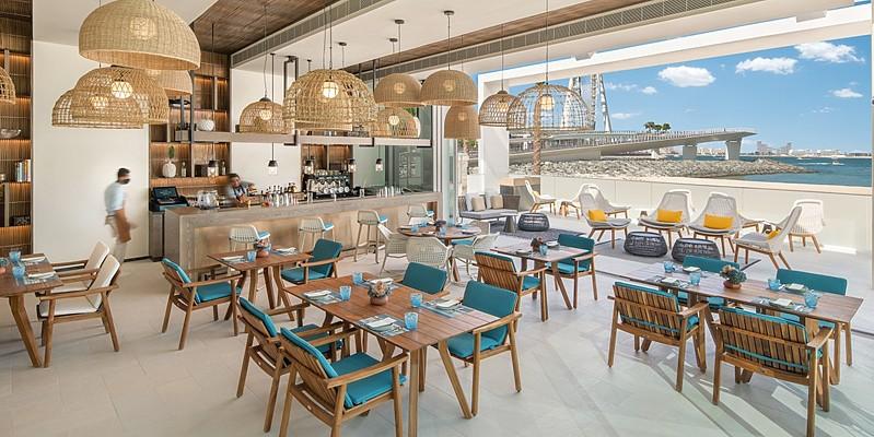 The Beach Grill - Address Beach Resort