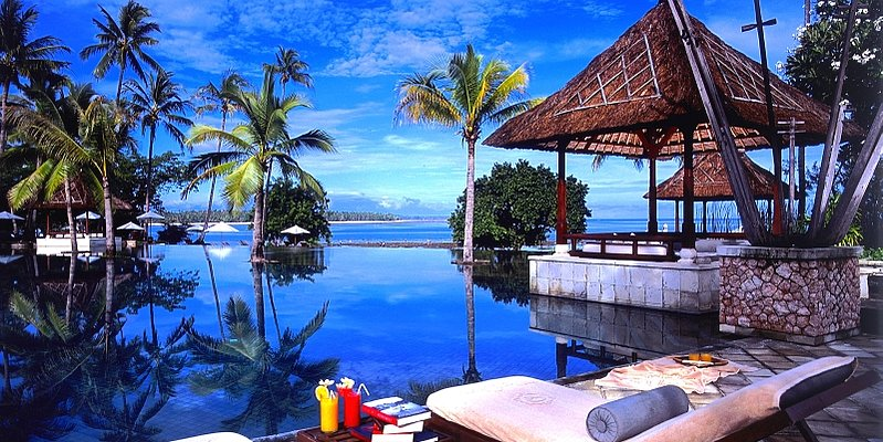 The Oberoi Lombok - Swimming Pool