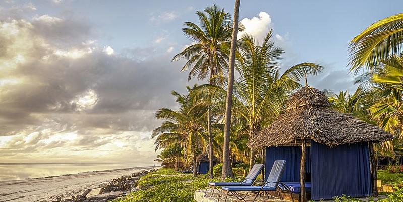 privates Strand Cabana - The Palms Zanzibar