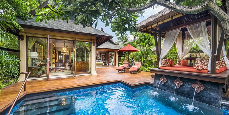 Gardenia Villa - The St. Regis Bali Resort