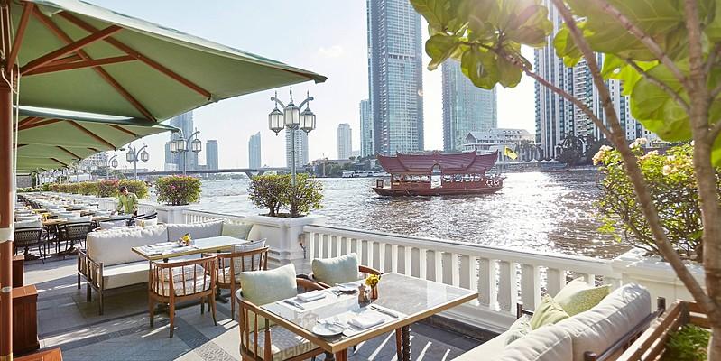 The Verandah - Mandarin Oriental, Bangkok