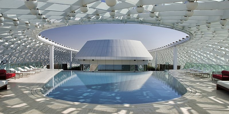 Pool - The Yas Viceroy