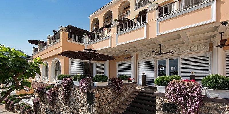 Tiberio Palace