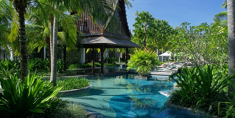 Twinpalms Phuket - Swimming Pool